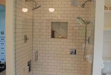 Master bath ideas / by Kacy Sutphin