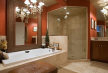 Master bathroom / by Jessica Stang