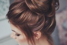 Peinado y maquillaje boda