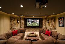 Movie Room / by Laurel Plumer