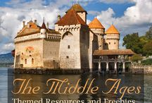 Middle Ages / by Anna Chaney