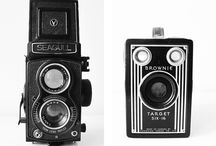 Cool cameras / by Ezra Spurrier