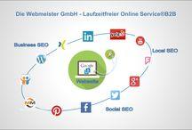 SEO POWER by WEBMEISTER / Unser LAUFZEITFREIER ONLINE SERVICE B2B in Bildern einfach verständlich gemacht. Die #Webmeister erstellen #Firmenwebseiten und entwickeln eine maßgeschneiderte #SEO Kampagne für Ihre Branche und Ihre Dienstleistungen