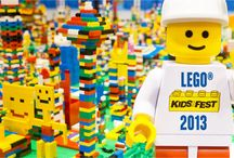 LEGO KidsFest Texas 2013 / LEGO KidsFest returns to Texas, this time to Houston at Reliant Park May 17-19 / by LEGO KidsFest