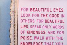 words / by Marla Kang