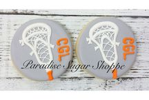 Lacrosse Cookies Ideas