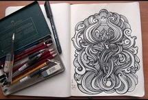 Artistic & Creative Hand