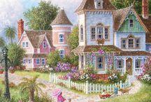 HäuserMalen2