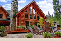 Client | The Lodge at  Gold River / Remote luxury lodge, located on the banks of northern Vancouver Island's Gold River.