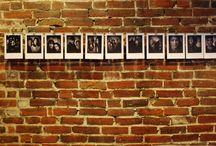 Staff wall