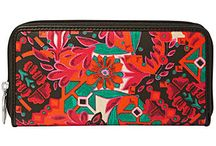 Clutches, Wallets and Wristlets / by Lisa Menaster