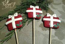 Karácsonyi mézeskalácsaim 2016/ Christmas gingerbread cookies 2016