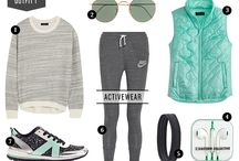 STYLE :: Active Wear
