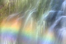 Rainbows = God's promise to man