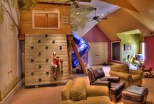Kids playroom / by Sonia Beaudry
