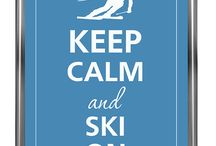 Vintage ski posters / Inspiration from the golden age of posters. Sign up at www.wonderland.org.uk