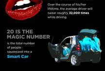 Cars / infographics