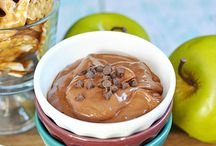 Skinny desserts& other healthy food