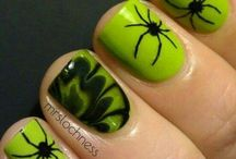 Halloween nails / Nails design for Halloween  / by An Ho
