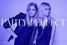 Party Perfect / Be the life of every party and feel fabulous from head to toe. / by Makeup.com