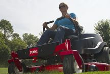 Riding Lawn Mowers / Toro's best new zero turn lawn mowers that help make yard work easier and get mowing done faster.