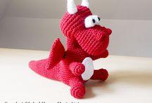 dragon amigurumi