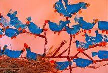 Animals - Bird Theme / by Anna Earnshaw