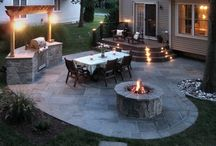 patio space