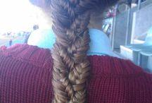 Hair Ideas / by Kristin Brice