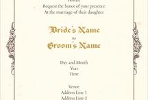Wedding ideas i like / cozy winter wedding with frog prince theme