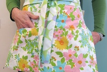 Aprons / by JulieAnne Fitch