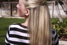 hair / by Ashley Watson
