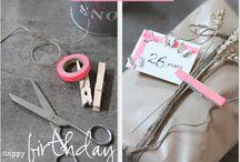 Birthday Party / by Blair Dubak Connolly