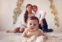 фотосессия осень дети