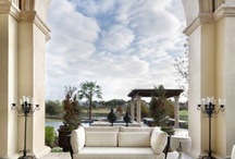 Back Porches And Patios  / by Miranda Fair Hwang