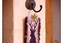 Art textile / by Cathy Bagatelle