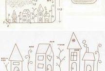 Kleine quiltprojecten