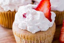 Cupcakes and cake Recipes