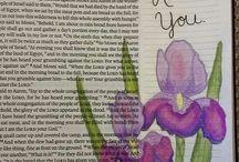 Bible Journaling - Exodus