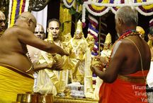 Pushpa Yagam 2017 / Yagam with Flowers to Swamy Varu in Tirumala