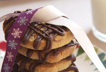 Cookie Crumbs / Baking