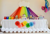 Rainbow Party / by Lynda McDougall