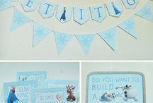 kids bday party / Ideas for my kids' bday parties