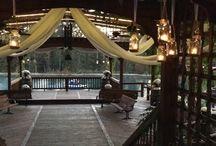 Backdrops / Highlighting the backdrops of wedding photography