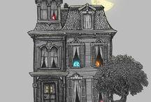 Haunted Halloween / by Chelsea Greene