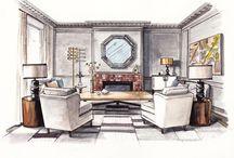 Ilustraciones interiores