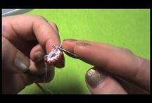 sznury szydełkowe-kolorowe