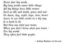 Words & Phrasing
