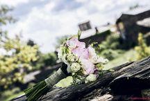Detalles de boda / Flores, decoraciones, arras, anillos, todos esos detalles que los novios se encargan de preparar con mucho cariño antes de la boda