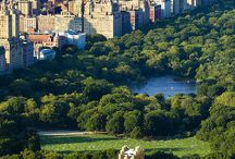 NYC Parks & Recreation! / There are so many beautiful parks & outdoor spaces in New York - which one is your favorite? / by The Roosevelt Hotel New York